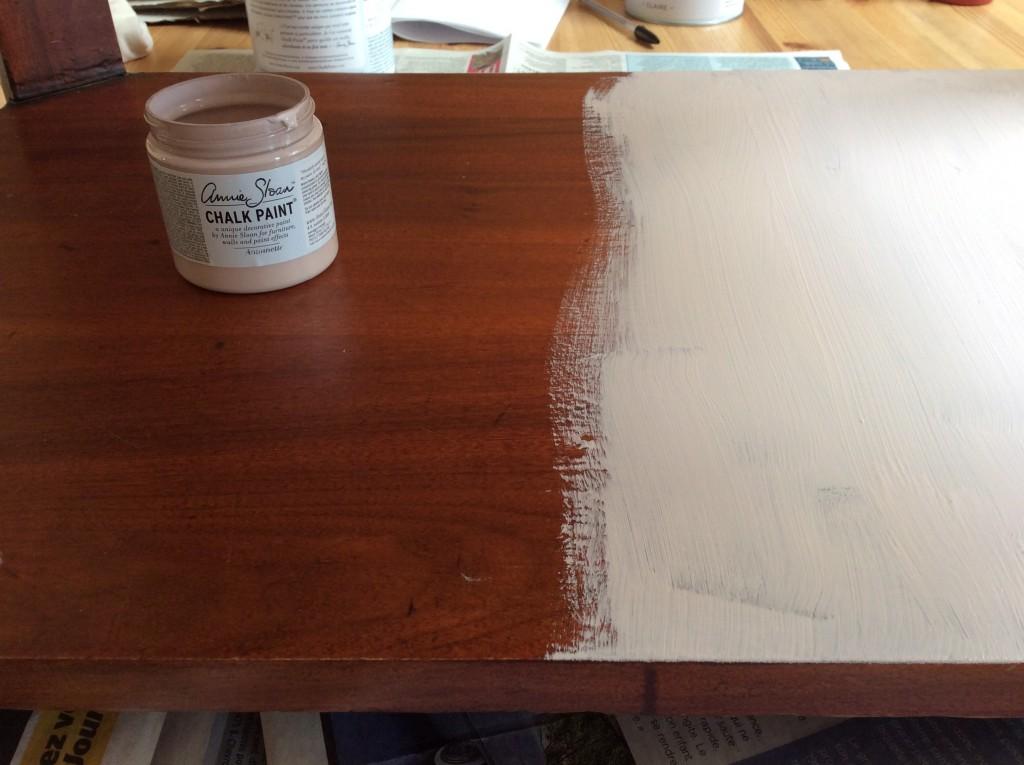 Peinture 1ère couche