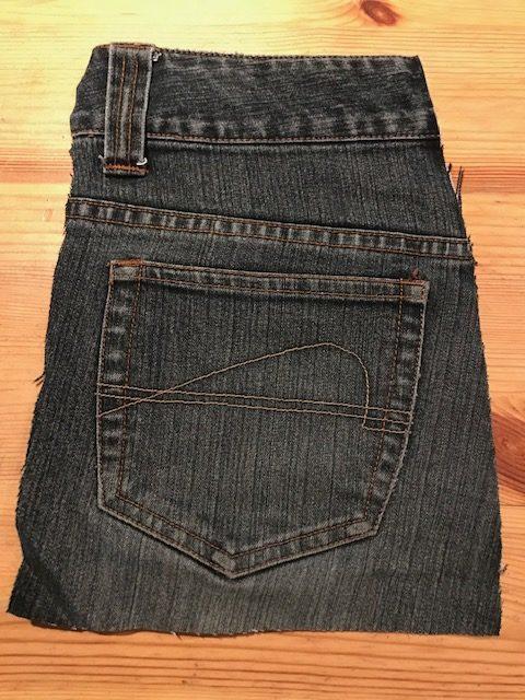 Vieux jeans